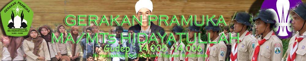 Pramuka Ma Hidayatullah