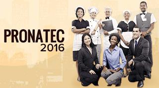 Fazer inscrição curso grátis Pronatec 2016