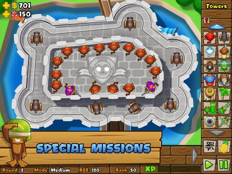 bloons tower defense 5 iphone game apple