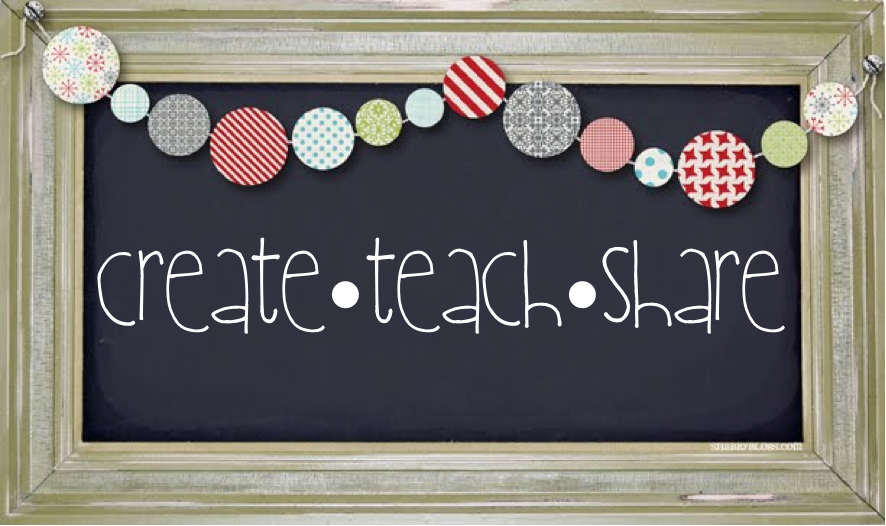 Create●Teach●Share