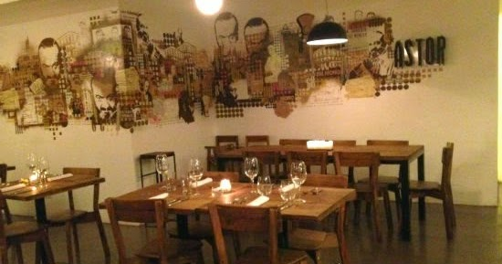 Astor buenos aires - Restaurante astor ...