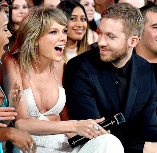 Calvin Harris weighs in on Taylor Swift split reports