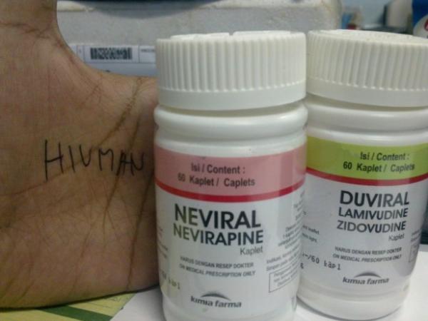 HIV MAN