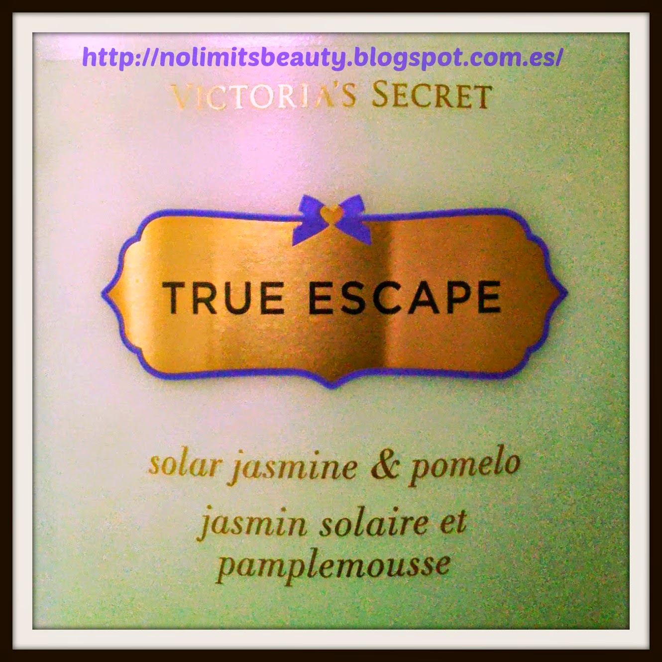 True Escape de Victoria's Secret: review