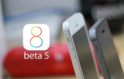 Download iOS 8 Beta 5 Firmwares IPSW for iPhone, iPad, iPod Touch & Apple TV via Direct Links