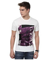 Fashionandyou: Buy Monteil & Munero Men' Graphic Tees at Flat 40% off & Extra 20% off & Extra 30% Instant Discount. : Buy To Earn