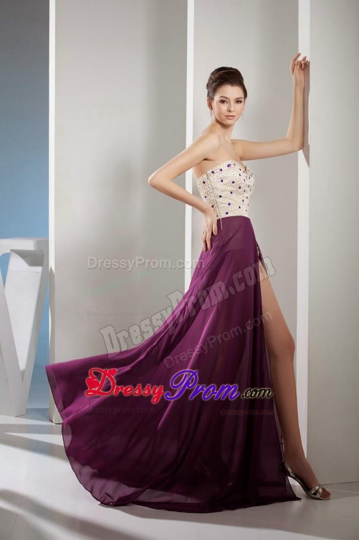 Fashionable-Prom dress 2014