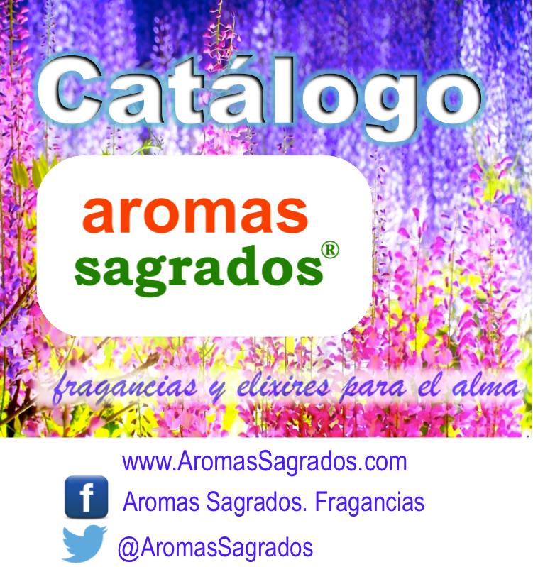 CATALOGO de Aromas Sagrados®