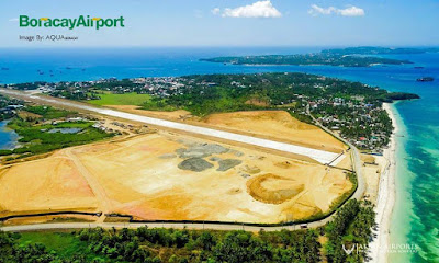 New Boracay-Caticlan Airport to Be Completed in 2016