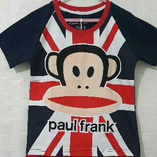 Baju Anak Karakter Paul Frank Size 1 - 6 Y