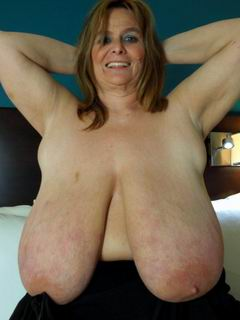 Monster saggy udders mature Sarah - pics 02 | The Best of ...
