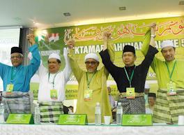 Kepimpinan PAS 2011-2013