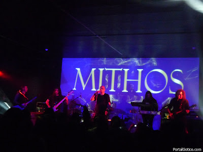 Secrecy Festival Mithos Hard-club Porto