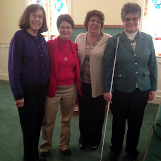 Laurel with United Methodist Women of Latta, SC