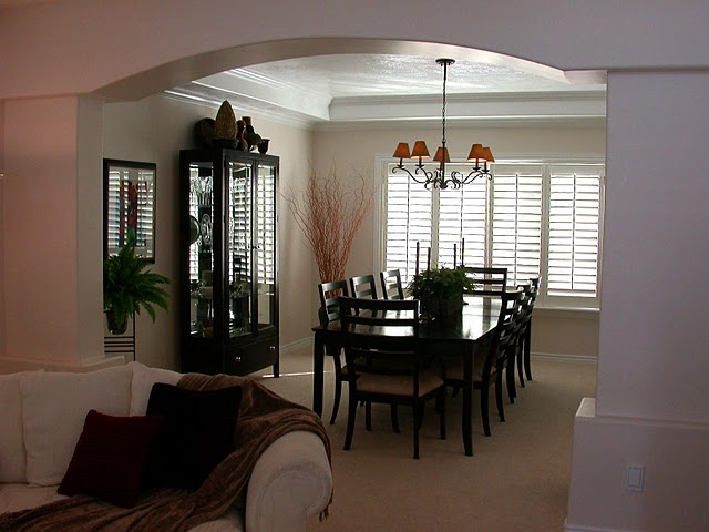 Dining room converted to home office 28 images great for Dining room operations
