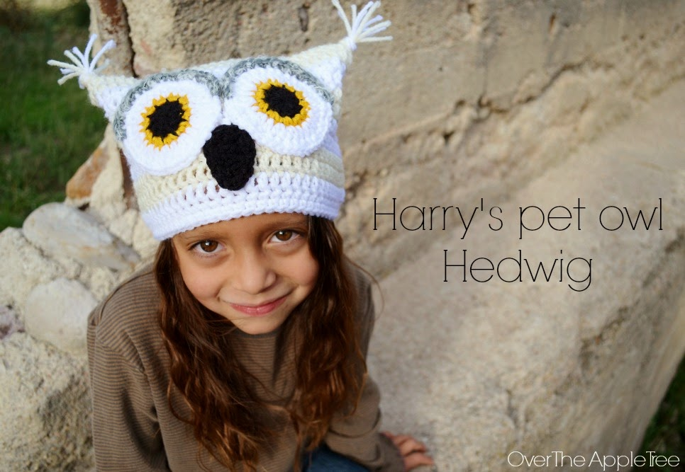 Crochet Patterns Harry Potter : Over The Apple Tree: Harry Potter Inspired Crochet Projects