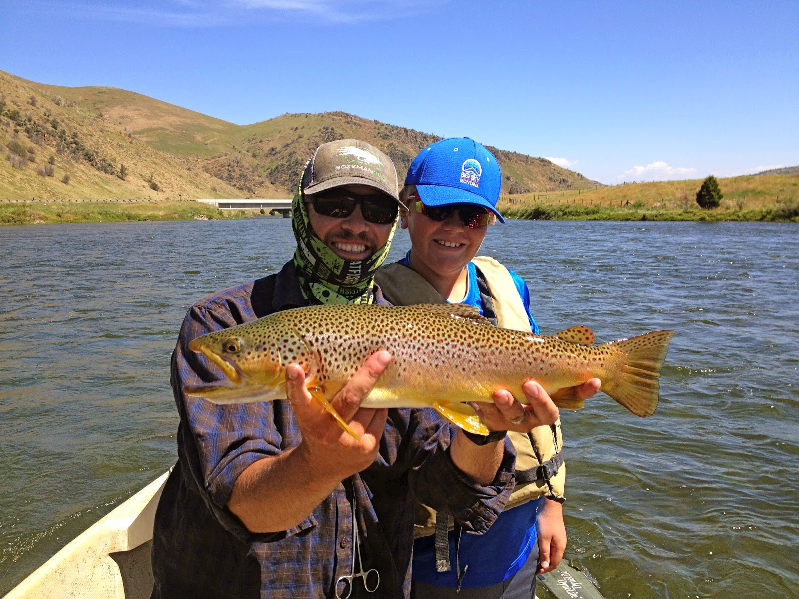 2015 fly fishing guided trips bozeman fly guides and for Bozeman mt fly fishing
