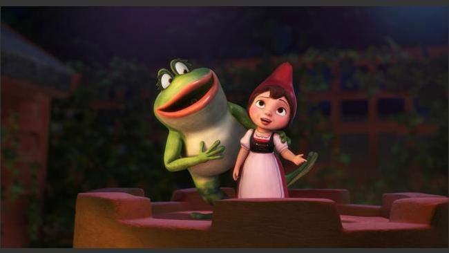 movie cinema theater film gnomeo and juliet