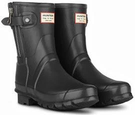 Hunter botas de agua bajas