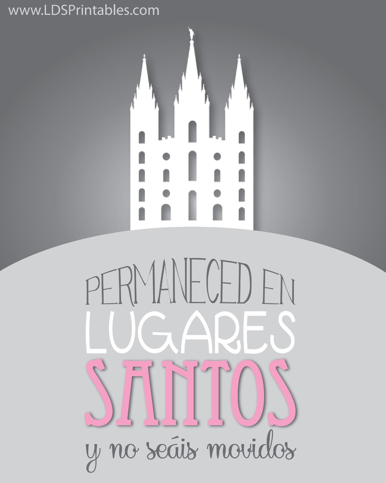 LDS Printables: Stand Ye in Holy Places - Permaneced en ...