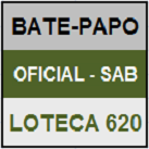 LOTECA 620 - MINI BATE-PAPO OFICIAL DO SÁBADO