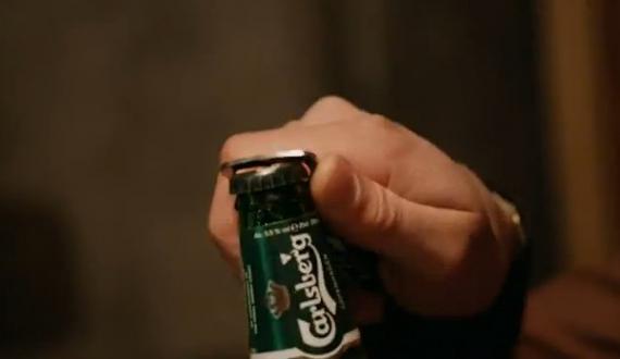 za to należy się Carlsberg