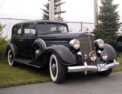 Republican Debate Car 1939 Buick Roadmaster