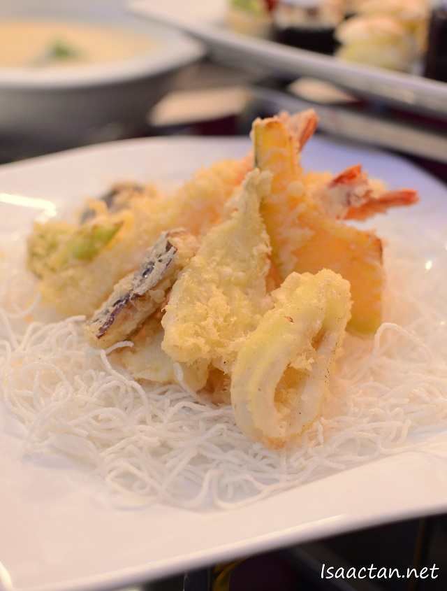 Deep fried Tempura