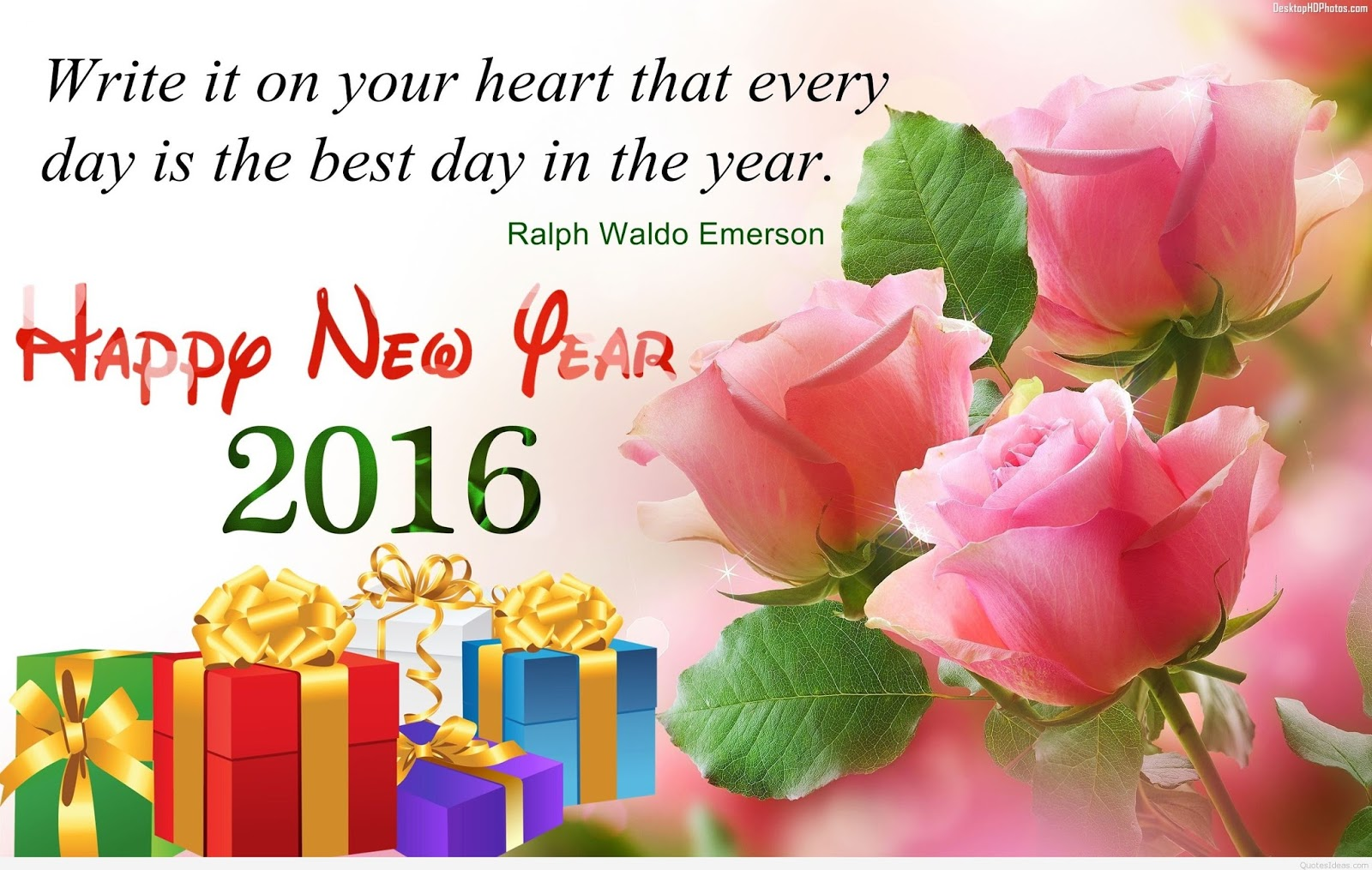 Download New Year 2016 Greeting Cards Happy New Year 2016 Hd Wallpaper