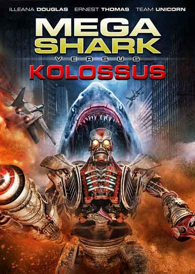Mega Shark vs. Kolossus – Dublado (2015)