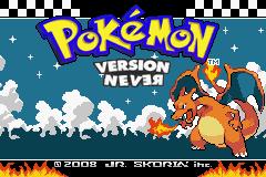 Pokémon Never