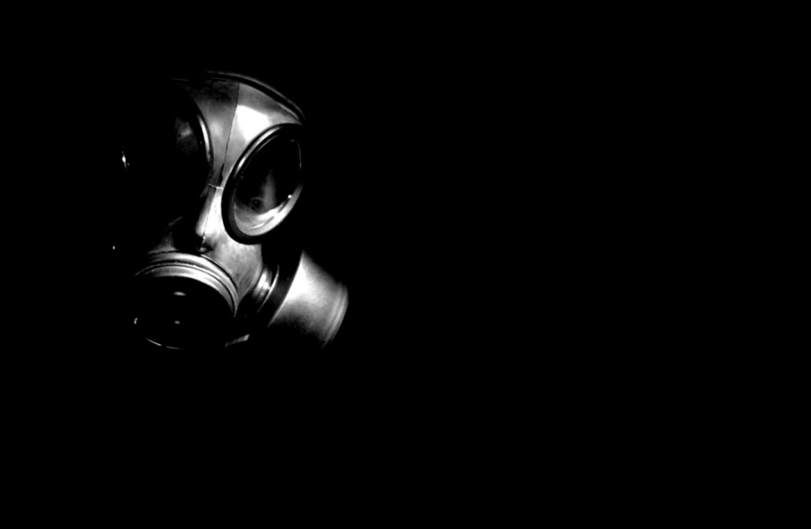 Wallpaper Anonymous Mask Wide