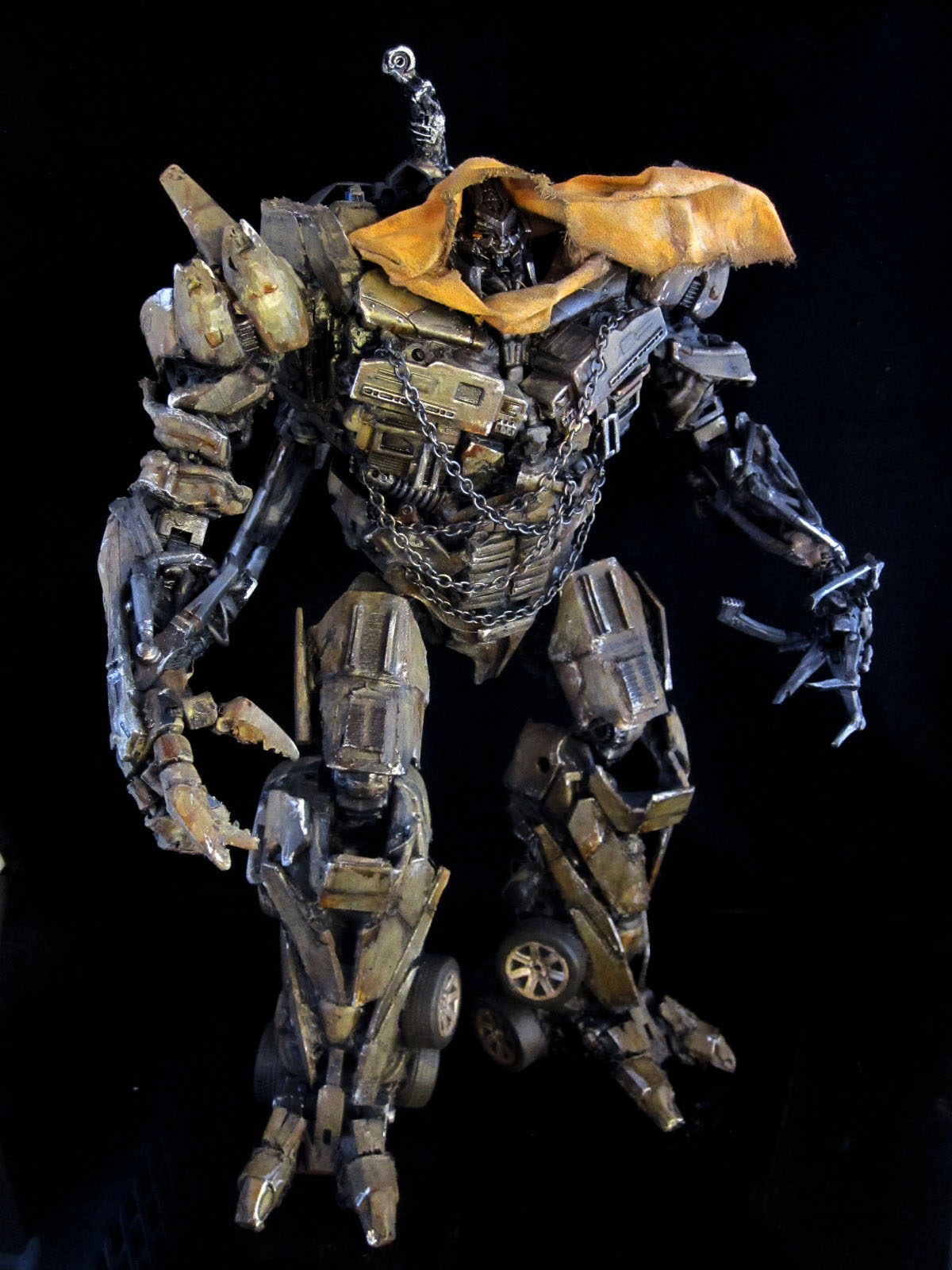 Transformers Dotm Leader Class Megatron Leader Class Rotf Megatron