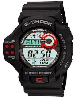 jam casio g shock gdf-100-1a