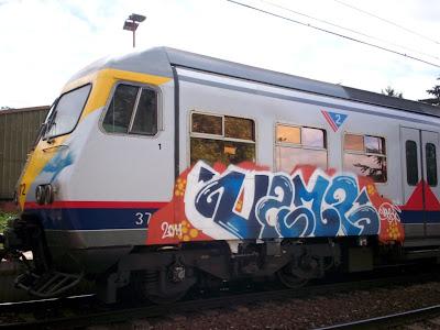 graffiti Vamp