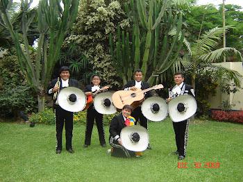 Mariachi Nuevo Jalisco 2011