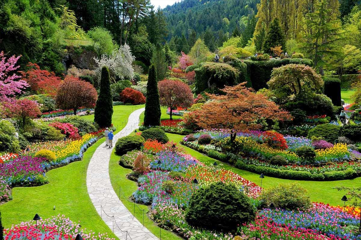 Descubre tu mundo destino los preciosos jardines for Imagenes jardines