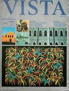 Capa da revista Vista, Ano II, n. 1, 1981.