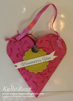 Petal Cone Die Valentine Treat Bag with Everything Eleanor and Loving Thoughts