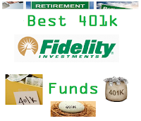Fidelity's Best 401k Funds