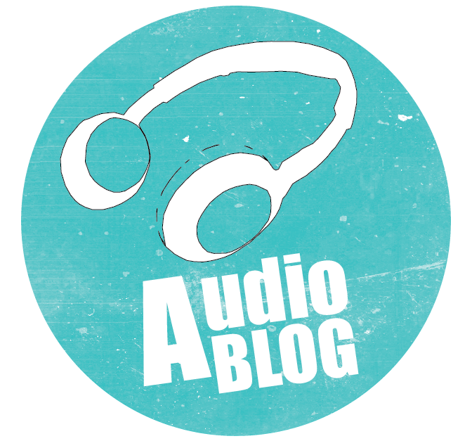 Enter our Audioblog Below