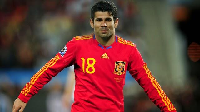 30 Seleccionados Españoles para el Mundial de Futbol Brasil 2014