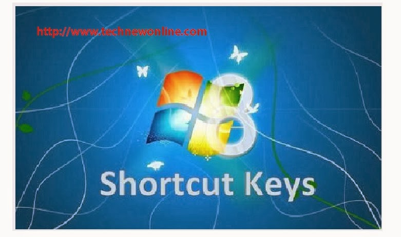 How To Create Shortcuts Key In Window