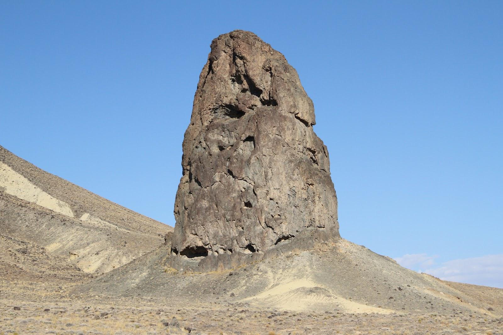 Volcanic Neck Diagram