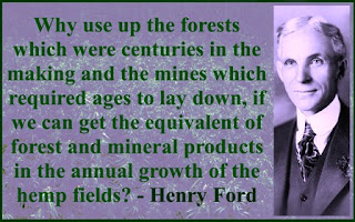 henry ford quote on hemp use