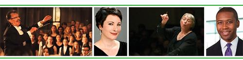 Henry Leck, Karen Kennedy, Anna Hamre, Rollo Dilworth