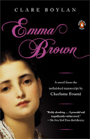 Cover of Emma Brown by Clare Boylan