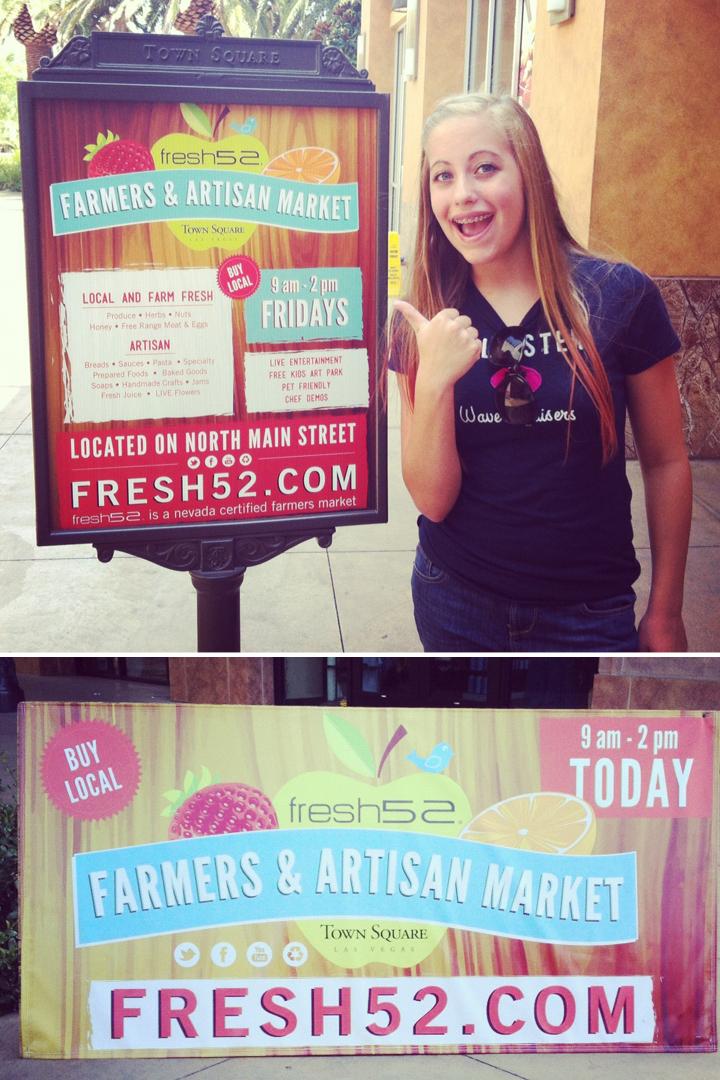 Kimberly Church || Farmers Market