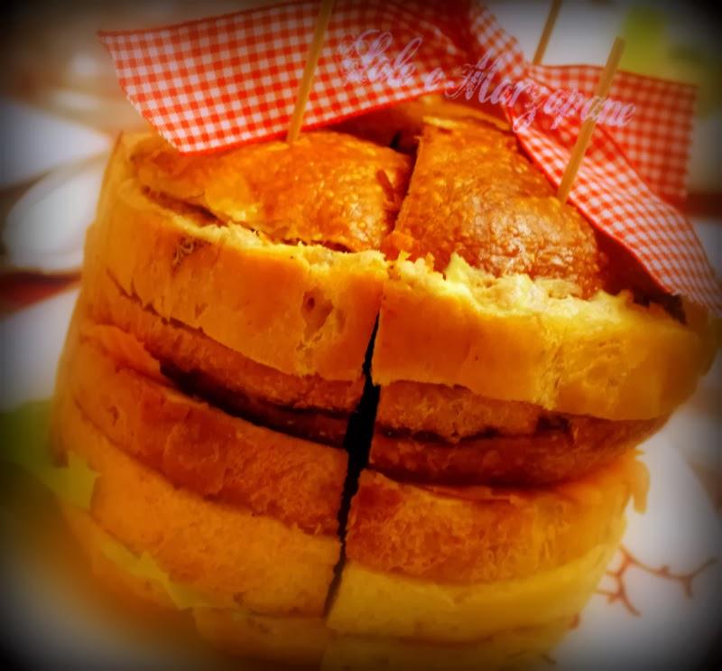 Panettone e mini panettoncini gastronomici a lievitazione for Pesce rosso costo