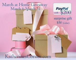 March at Home Giveaway!